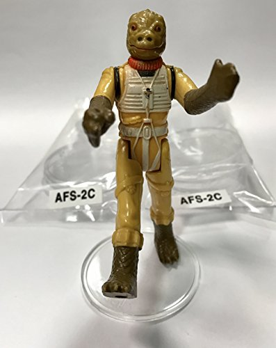 Star Wars Clear Action Figure Stands for Pre-1984 Vintage Quantity of 20