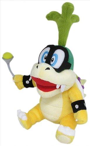 Unbekannt Sanei Super Mario Plüsch Serie Iggy Koopa Plüsch Puppe, 20,3