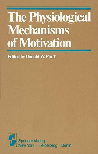 The Physiological Mechanisms of Motivationの詳細を見る