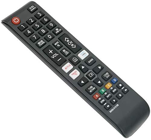 ALLIMITY BN59-01315B Fernbedienung Ersetzen für Samsung UHD 4K Smart TV UE50RU7175U UE75RU7100K UE65RU7102K UE55RU7305K UE55RU7100K UE49RU7379U UE43RU7102K UE75RU7170S UE65RU7172U UE50RU7105K