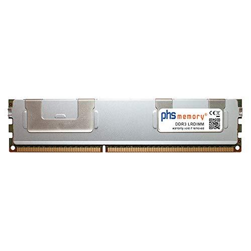 PHS-memory 32GB RAM módulo para HP Z420 T DDR3 LRDIMM
