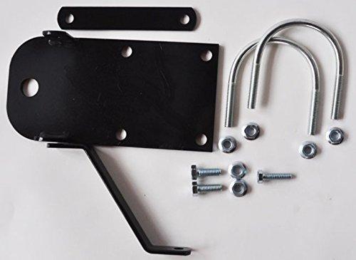 Anhängerkupplung Quad Ersatzteil für/kompatibel mit Aeon Overland Cobra RS LG 150 180, E-Ton Yukon 150