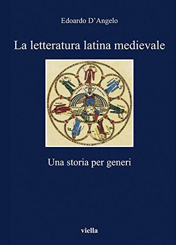 La letteratura latina medievale