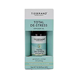 Use Total De-Stress Diffuser Oil for when life is hectic and your mind is overcrowded Total De-Stress Ritual: Enjoy a moment of calm by adding 6 to 8 drops to a burner, Aroma Spa or diffuser This comforting blend combines 100 Percent natural pure ess...
