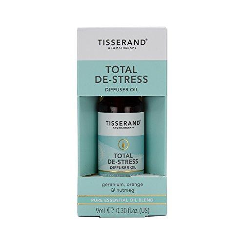 Tisserand De-Stress Vaporising Oil Blend 9ml