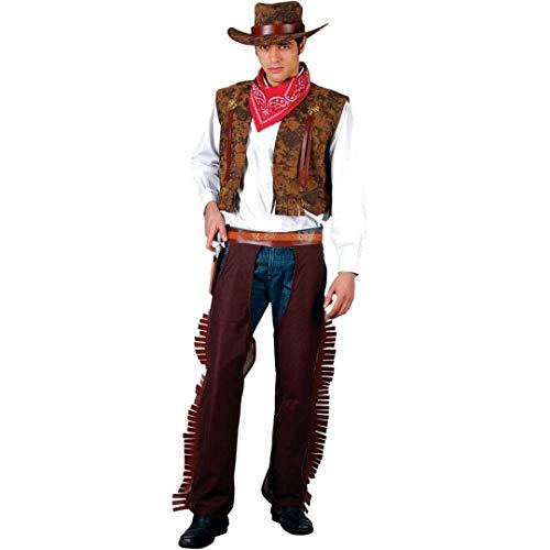 Deguisement Adulte de Cowboy de l'Ouest M