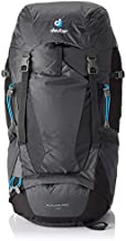 Deuter Futura PRO 40 Backpacking Pack with Detachable Rain Cover, Graphite/Black, 40 L