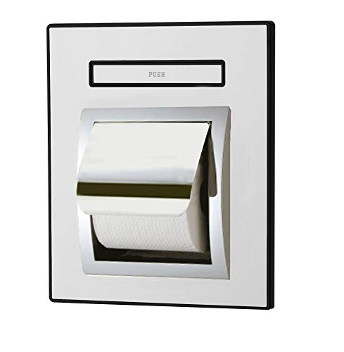 Top 10 best selling list for recessed magazine and toilet paper holder