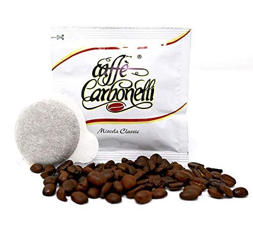150 Cápsulas café Caffè Carbonelli Classic - equilibrado sabor. Ese 44 mm …