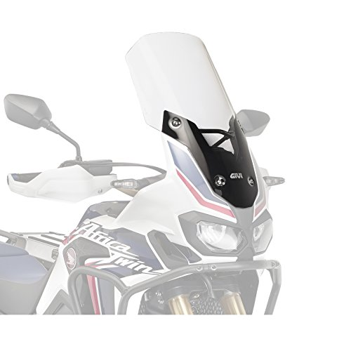 GIVI D1144ST Replacement Wind Shield for Honda CRF1000L Africa Twin