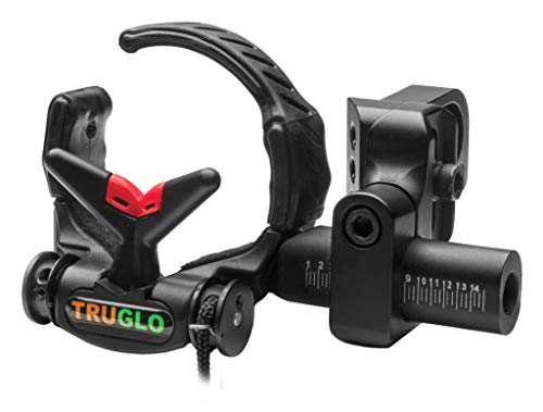 TRUGLO Downdraft Drop-Away Arrow Rest Reatree XTRA