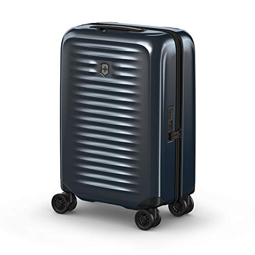 Big Save! Victorinox Airox Hardside Carry-On (Dark Blue, Frequent Flyer)