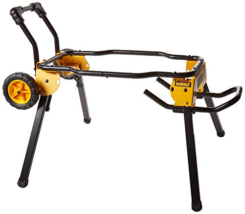DEWALT Table Saw Stand, Mobile/Rolling (DWE74911)