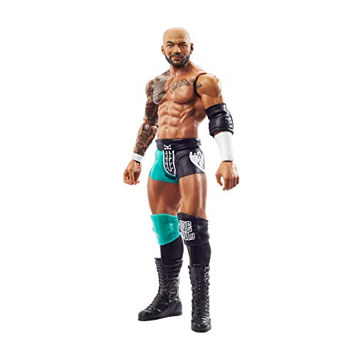 WWE MATTEL Ricochet Action Figure, Posable 6-in/15.24-cm Collectible for Ages 6 Years Old & Up