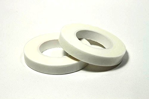 Floristenband weiß / Floral Tape white