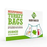 Buddy Bags Co Multipurpose Nylon Turkey Oven Bags - 19