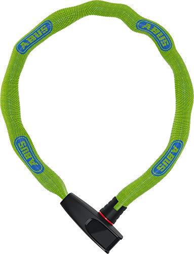 Abus 6806K/75 Fietsslot voor volwassenen, uniseks, neon groen, 75 cm