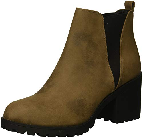 Dirty Laundry by Chinese Laundry Women's Lisbon Ankle Boot, Espresso, 5.5 M US