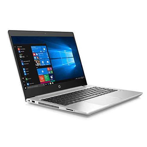 HP ProBook 440 G6 14-inch HD Business Laptop (Intel Celeron 4205U/8GB/128GB SSD/Windows 10 Pro/Intel UHD Graphics 610 Graphics),Pike Silver -1R2Y3PA