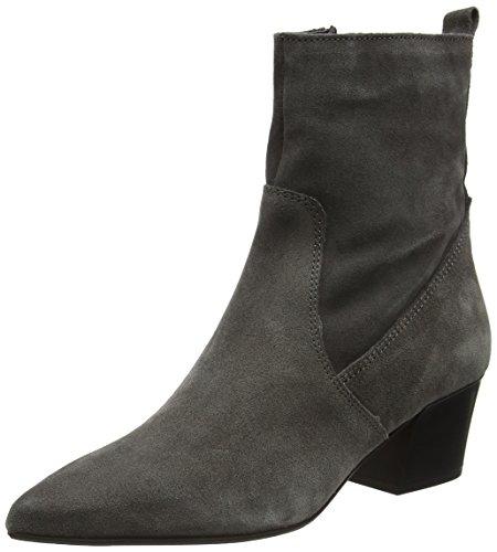 Carvela SILK, Damen Kurzschaft Stiefel, Grau, 40 EU (7 UK)