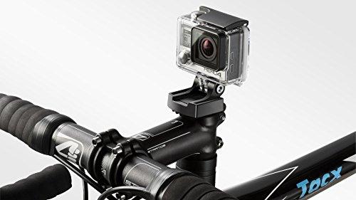 Tacx GoPro Fahrradhalterung, Mehrfarbig, One Size