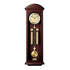 Seiko Emblem Pendulum Wall Clock AHS430B-H Sale and Order Now!! and review image
