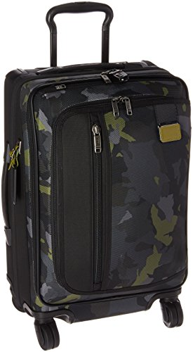 Tumi Merge International Expandable Carry-on, Green Camo