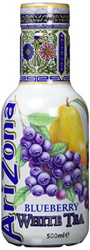 Arizona Blueberry, 6er Pack, EINWEG (6 x 500 ml)