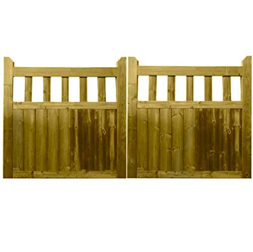 Ruby Cottage Driveway Gate (10ft x 5ft)