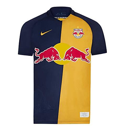 Red Bull Salzburg Away Camiseta 20/21, Hombres Small - Original Merchandise