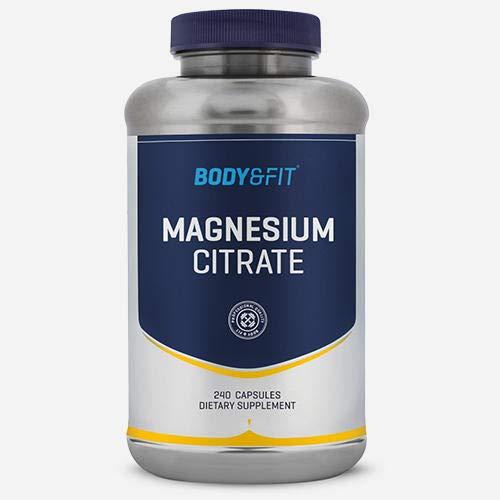Magnesium Citrat 500mg 240 Kapseln