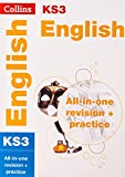 Collins KS3 Revision - KS3 English All-in-One Complete Revision and Practice