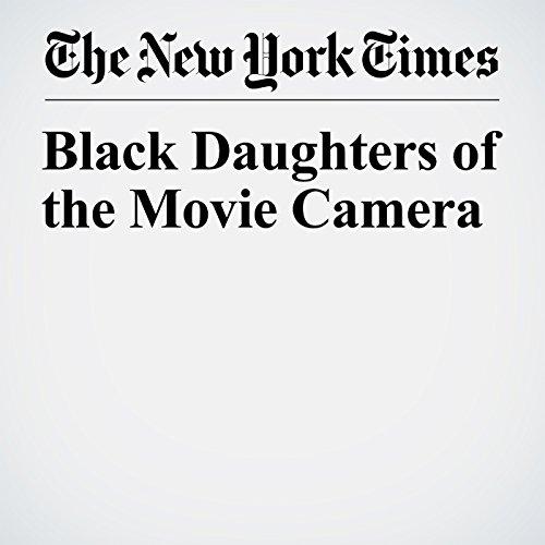 Black Daughters of the Movie Camera copertina