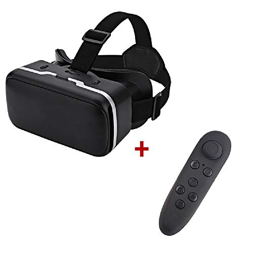 Purchase Virtual Reality Headset 3D VR Glasses with Controller for 4.7-6.0 Inches Smart Phones Comfo...