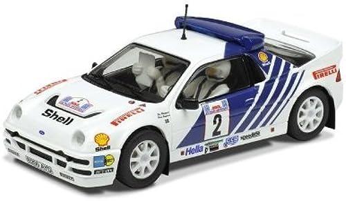 artículos novedosos Pack Of 3 Scalextric Stig Stig Stig Blomqvist Rally Cars by Scalextric  tiendas minoristas