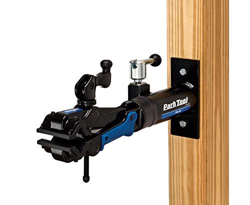 Park Tool PRS-4W – Reparaturständer mit Wandhalterung mit 100-3D-Klemmwerkzeug, hochwertig