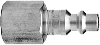 Dixon Valve DCP26 Steel Air Chief Industrial Interchange Air Fitting, Quick-Connect Plug, 3/8