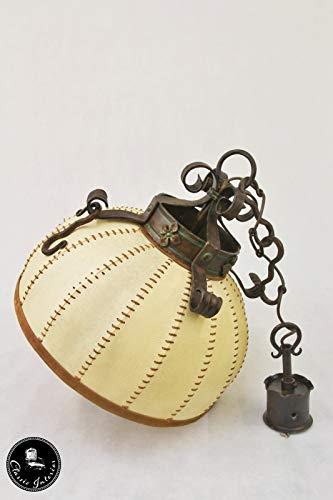 Classic Interior Deckenlampe Leuchter Flurlampe Laterne Antik Jagdzimmer Lampe