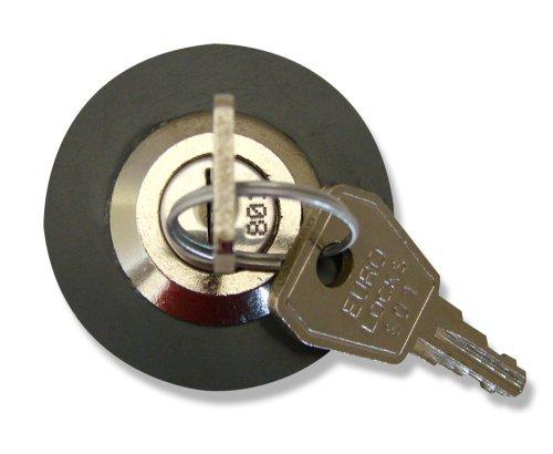 EMZ 101829 Steckdosenschloss mit zwei Schlüssel