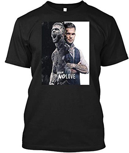 Cody Garbrandt UFC Fighter Team No Love Art 17 Tee|T-Shirt Black