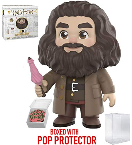Harry Potter - Rubeus Hagrid Funko 5 Star Action Figure (Includes Compatible Pop Box Protector Case) image