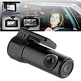 Hangang Caméra de voiture, WiFi Voiture Dash Cam HD enregistreur vidéo Caméra de...