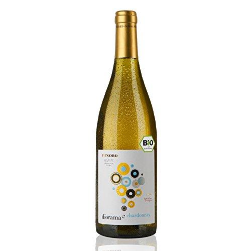 Vino Diorama Chardonnay Ecológico Pinord 750 ml