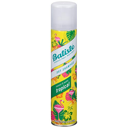 BATISTE Dry Shampoo Tropical, 200 ml