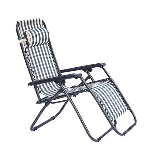 CGF- Chaises longues Fauteuils inclinables à gravité zéro à Dossier en Maille surdimensionnés, Fauteuil Lounge rembourré avec Appui Lombaire