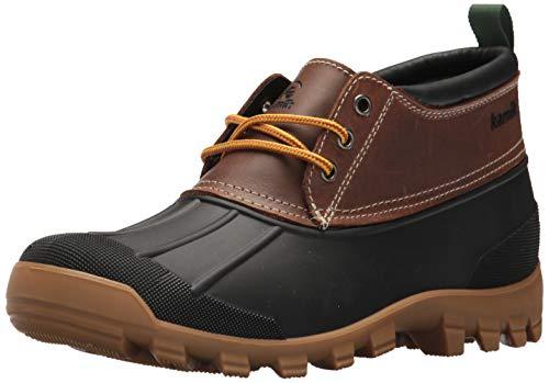 Kamik Yukon3 Dark Brown, Größe:44
