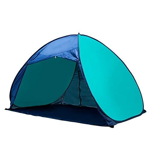 Strumenti di campeggio 3-4 persone di grandi dimensioni pop-up parasole portatile tenda da sole riparo baldacchino per campeggio pesca escursionismo picnic all'aperto baldacchino ultraleggero Cabana t