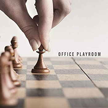 Office Playroom - Relaxing Jazz Background for Playing with Colleagues Ping Pong Table Football Darts Billiards Break at Work Laugh and Fun