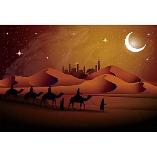 BT-woestijn, YWFNBK24139, 2,2x1,5m