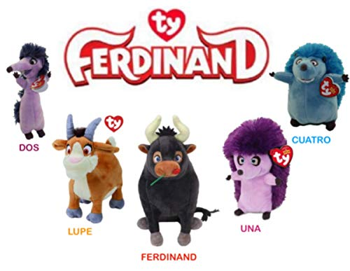 Ferdinand con Licencia - Ferdinand Plush Set - (Ferdinand